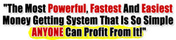 Rapid Automated Income